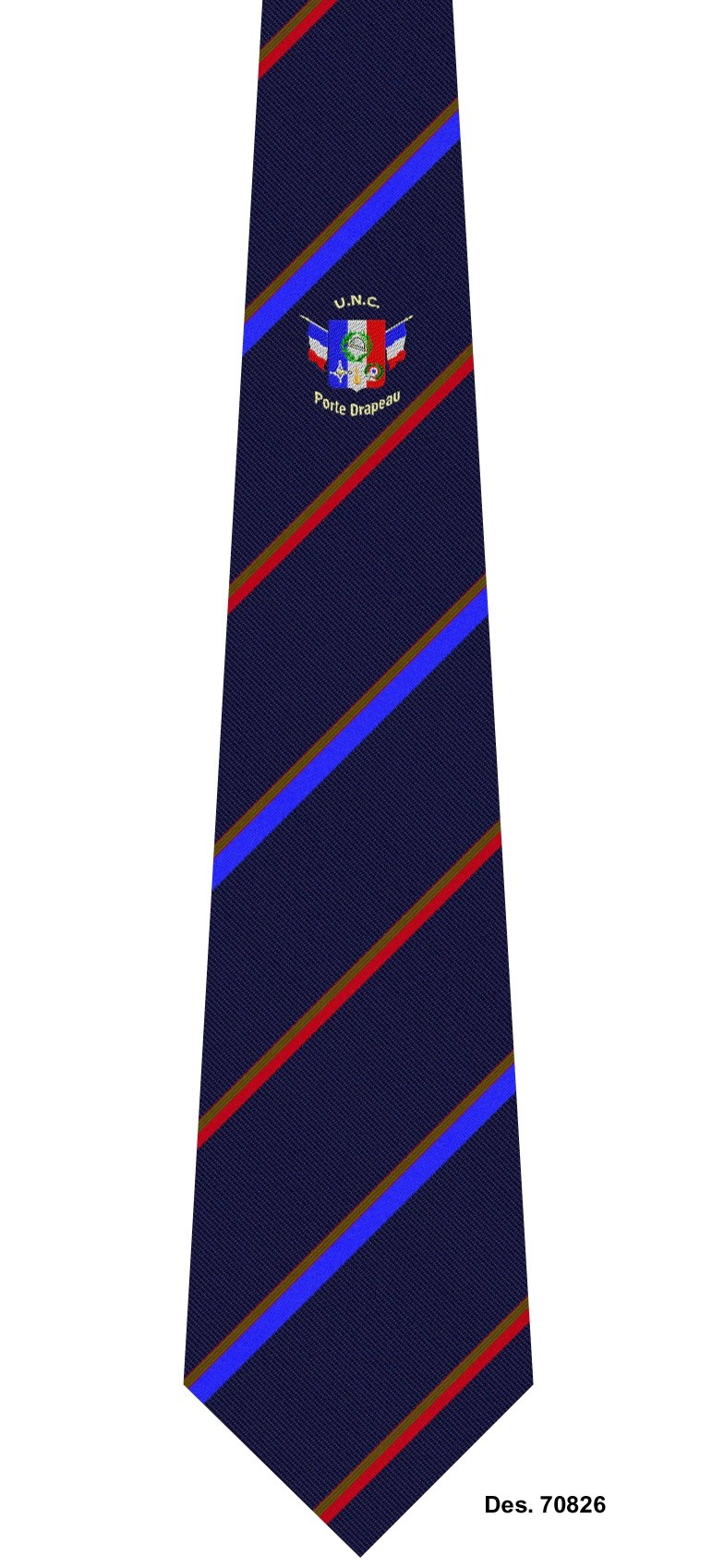 Cravates Cravate Portedrapeau - Porte cravate